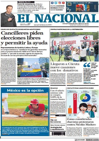 Kiosko Y Mas El Nacional