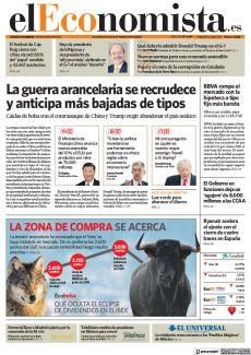 LA GUERRA ARANCELARIA SE RECRUDECE Y ANTICIPA MÁS BAJADAS DE TIPOS