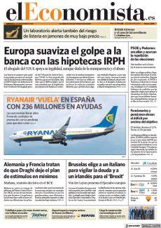 RYANAIR 'VUELA' EN ESPAÑA CON 236 MILLONES EN AYUDAS