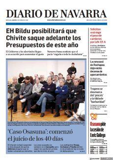 'CASO OSASUNA': COMENZÓ EL JUICIO DE LOS 40 DÍAS