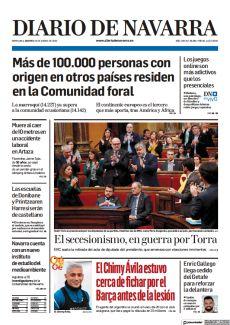 EL SECESIONISMO, EN GUERRA POR TORRA