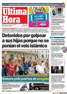 BALEARS PIDE PUERTOS DE ACOGIDA