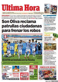 SON OLIVA RECLAMA PATRULLAS CIUDADANAS PARA FRENAR LOS ROBOS