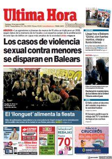 LOS CASOS DE VIOLENCIA SEXUAL CONTRA MENORES SE DISPARAN EN BALEARS