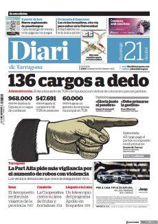 136 CARGOS A DEDO