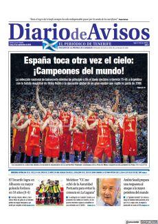 ESPAÑA TOCA OTRA VEZ EL CIELO: ¡CAMPEONES DEL MUNDO!