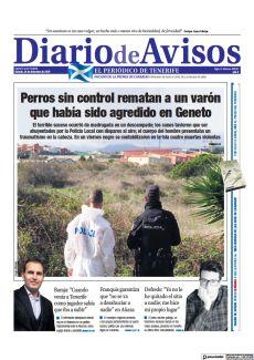 """BARAJA: """"CUANDO VENÍA A TENERIFE COMO JUGADOR SABÍA QUE IBA A SUFRIR"""" FRANQUIS GARANTIZA QUE """"NO SE VA A DESAHUCIAR A NADIE"""" EN AÑAZA DEFREDS: """"YO NO LE HE QUITADO EL SITIO A NADIE; ME HICE MI PROPIO LUGAR"""""""