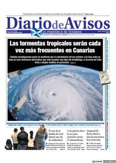 LAS TORMENTAS TROPICALES SERÁN CADA VEZ MÁS FRECUENTES EN CANARIAS