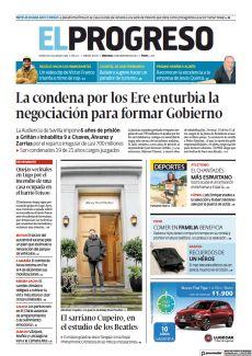 EL SARRIANO CUPEIRO, EN EL ESTUDIO DE LOS BEATLES