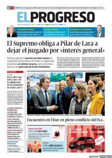 EL SUPREMO OBLIGA A PILAR DE LARA A DEJAR EL JUZGADO POR «INTERÉS GENERAL»