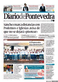 EL PONTEVEDRA MÁS ILUSIONANTE
