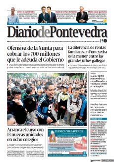 ARRANCA EL CURSO CON 13 NUEVAS UNIDADES EN OCHO COLEGIOS