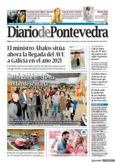 EL MINISTRO ÁBALOS SITÚA AHORA LA LLEGADA DEL AVE A GALICIA EN EL AÑO 2021