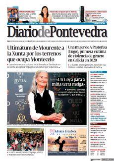 ULTIMÁTUM DE MOURENTE A LA XUNTA POR LOS TERRENOS QUE OCUPA MONTECELO