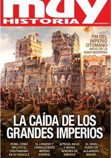 LA CAÍDA DE LOS GRANDES IMPERIOS