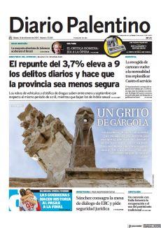 EL REPUNTE DEL 3,7% ELEVA A 9 LOS DELITOS DIARIOS Y HACE QUE LA PROVINCIA SEA MENOS SEGURA