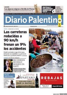 LAS CARRETERAS REDUCIDAS A 90 KM/H FRENAN UN 9% LOS ACCIDENTES