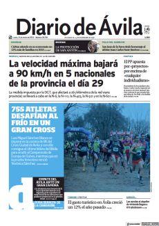 755 ATLETAS DESAFÍAN AL FRÍO EN UN GRAN CROSS