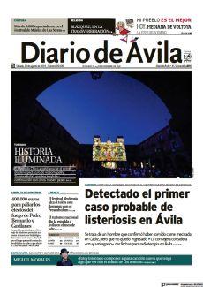 DETECTADO EL PRIMER CASO PROBABLE DE LISTERIOSIS EN ÁVILA