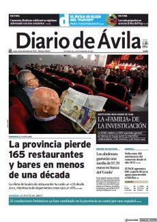 LA PROVINCIA PIERDE 165 RESTAURANTES Y BARES EN MENOS DE UNA DÉCADA
