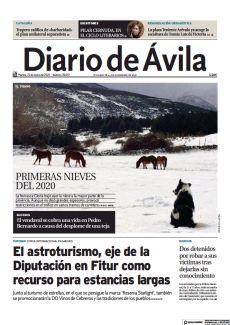 PRIMERAS NIEVES DEL 2020