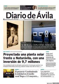 PROYECTADA UNA PLANTA SOLAR FRENTE A NATURÁVILA, CON UNA INVERSIÓN DE 9,7 MILLONES