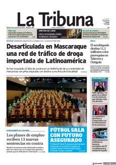 DESARTICULADA EN MASCARAQUE UNA RED DE TRÁFICO DE DROGA IMPORTADA DE LATINOAMÉRICA