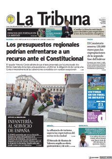 LOS PRESUPUESTOS REGIONALES PODRÍAN ENFRENTARSE A UN RECURSO ANTE EL CONSTITUCIONAL
