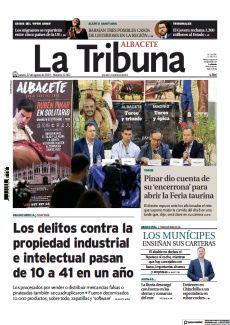 PINAR DIO CUENTA DE SU 'ENCERRONA' PARA ABRIR LA FERIA TAURINA