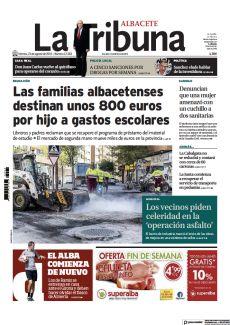LOS VECINOS PIDEN CELERIDAD EN LA 'OPERACIÓN ASFALTO'