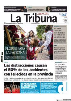 LAS DISTRACCIONES CAUSAN EL 50% DE LOS ACCIDENTES CON FALLECIDOS EN LA PROVINCIA