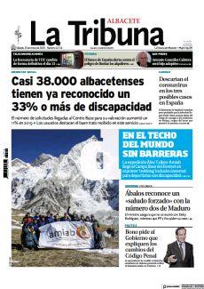 CASI 38.000 ALBACETENSES TIENEN YA RECONOCIDO UN 33% O MÁS DE DISCAPACIDAD