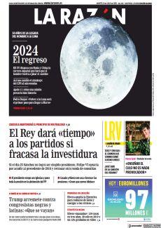 2024 EL REGRESO