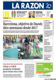 BARCELONA, OBJETIVO DE DAESH: DIEZ AMENAZAS DESDE 2017