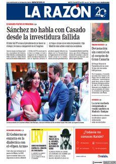 SÁNCHEZ NO HABLA CON CASADO DESDE LA INVESTIDURA FALLIDA