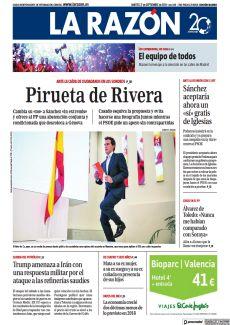 PIRUETA DE RIVERA