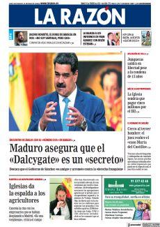 MADURO ASEGURA QUE EL «DALCYGATE» ES UN «SECRETO»