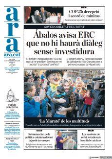 'LA MARATÓ' DE LES MULTITUDS