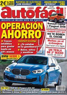 BMW SERIE 1 FRENTE AL MERCEDES CLASE A