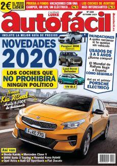 PRUEBA A FONDO: VACACIONES CON UNA CAMPER, UN SUV, UN ELÉCTRICO...
