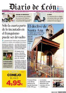 EL RELOJ DE FICHAR EN LA OFICINA JUDICIAL NO HA LOGRADO FUNCIONAR DESDE 2011