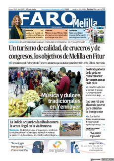 UN TURISMO DE CALIDAD, DE CRUCEROS Y DE CONGRESOS, LOS OBJETIVOS DE MELILLA EN FITUR