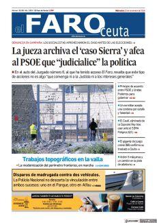 """LA JUEZA ARCHIVA EL 'CASO SIERRA' Y AFEA AL PSOE QUE """"JUDICIALICE"""" LA POLÍTICA"""