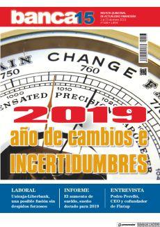 2019 AÑO DE CAMBIOS E INCERTIDUMBRES
