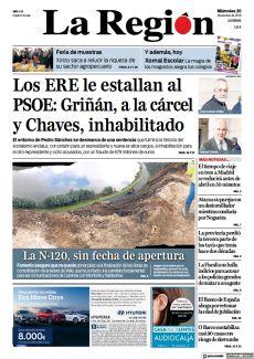 LOS ERE LE ESTALLAN AL PSOE: GRIÑÁN, A LA CÁRCEL Y CHAVES, INHABILITADO