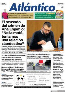 EL ACUSADO DEL CRIMEN DE ANA ENJAMIO: