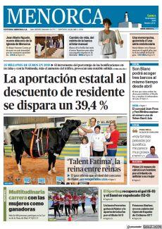 'TALENT FATIMA', LA REINA ENTRE REINAS