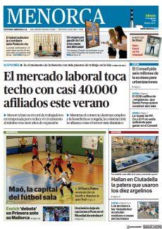 EL MERCADO LABORAL TOCA TECHO CON CASI 40.000 AFILIADOS ESTE VERANO