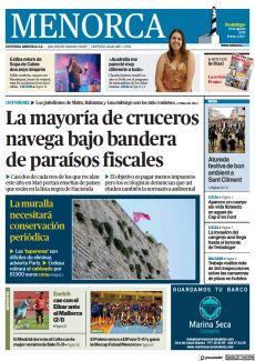 LA MAYORÍA DE CRUCEROS NAVEGA BAJO BANDERA DE PARAÍSOS FISCALES