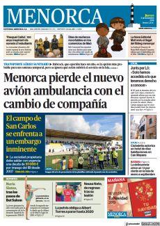 EL CAMPO DE SAN CARLOS SE ENFRENTA A UN EMBARGO INMINENTE